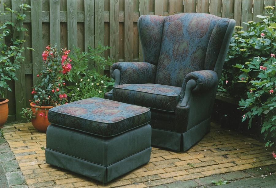 A van der schaaf uw stoffeerbedrijf fauteuils for Fauteuil eetkamerstoelen